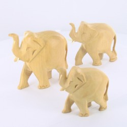 Set 3 éléphants